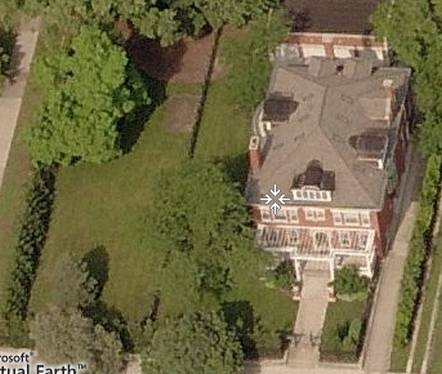 obama house in chicago