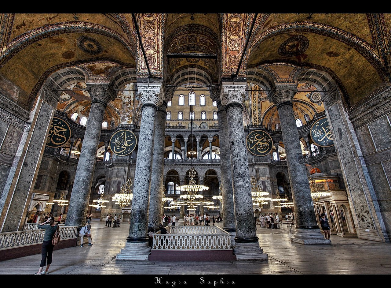 justinian architecture