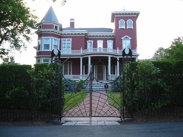 stephen kings house