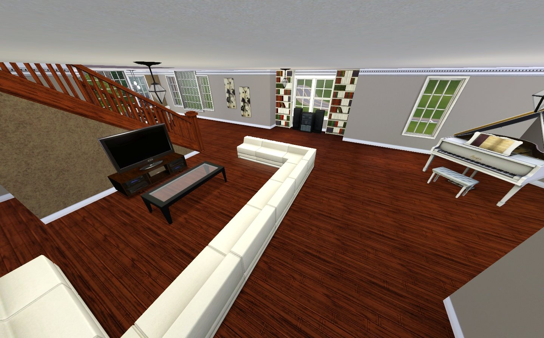 sims 3 suburban houses