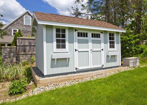 livable sheds