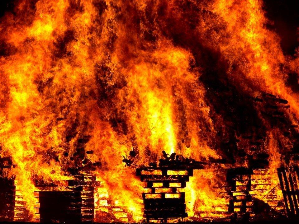 Fire, Burn, Hell, Warm, Heat, Flame, Blaze, Radio