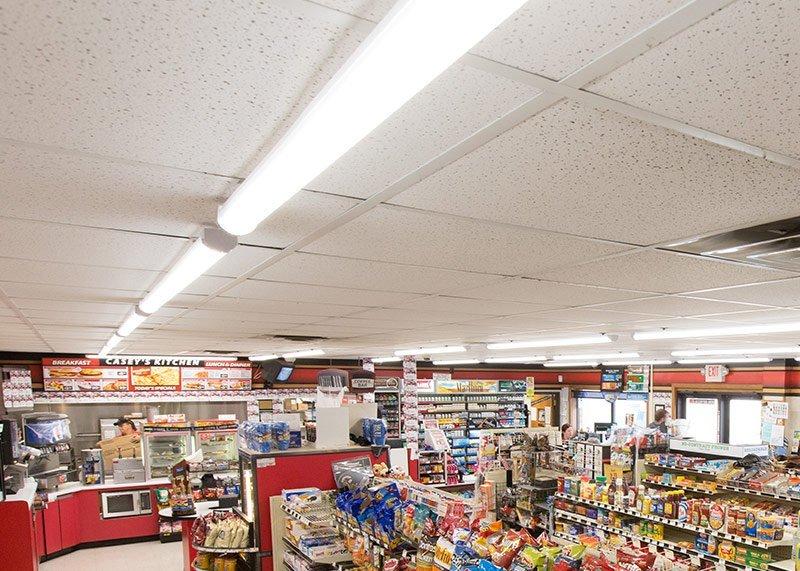 Image result for LED shop ligths in stores