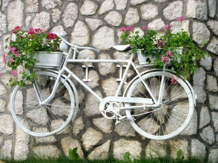 Image result for wall art ideas for your yard