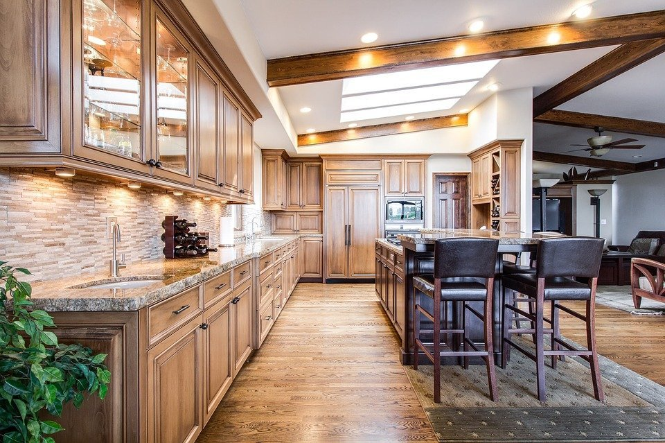 Kitchen, Dining, Interior, Home, Room, Interior Design