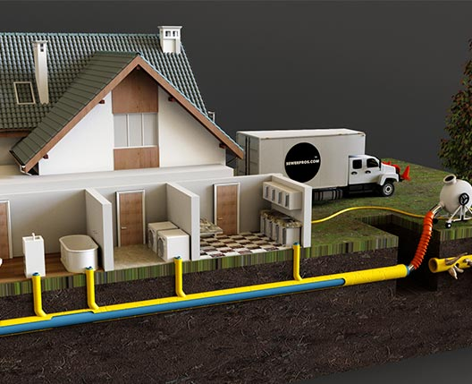 When is the city responsible for sewer lines? | Sewer Pros